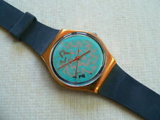 1988 Swatch Watch Sign Of Samas watch GX105