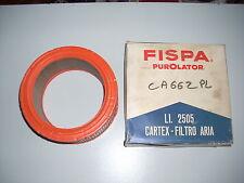 FIAT 1100t 1200 Spyder 1500 CABRIOLET années 1600 124 103H 103D TAUNUS 12M filtre à air