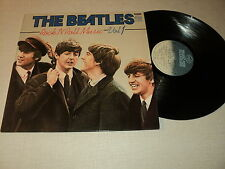 "THE BEATLES 33 TOURS LP 12"" FRANCE ROCK'N'ROLL MUSIC  VOL.1"