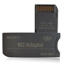 Sony M2 Micro Memory Stick to MS PRO Adapter Converter