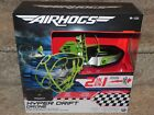 AIRHOGS 2 IN 1 HYPER DRIFT DRONE RACE ON LAND OR FLY IN THE SKY NEW IN BOX!
