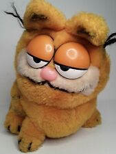 "1981 VINTAGE GARFIELD 6"" Plush STUFFED ANIMAL Toy Dakin"