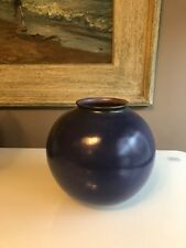 AUTHENTIC RARE RAUL CORONEL POTTERY VASE DATED 1982