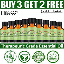Essential Oil 100% Pure Natural for Aromatherapy Home Fragrance Diffusers 10ml