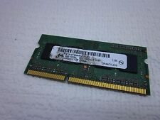 Micron PC3 10600S DDR3 SO DIMM 2GB 1RX8 HP Dell Acer Lenovo Laptop Memory