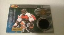2001 Aurora Authentic Game Used Jersey Vanbiesbrouck/Luongo DUAL colored /200