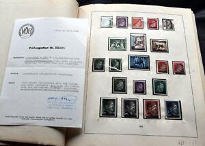 ÖSTERREICH 1945/69 Postfrische Sammlung mit guten Serien/Marken Hoher KatWert