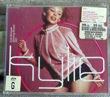 KYLIE MINOGUE. SPINNING AROUND cd single