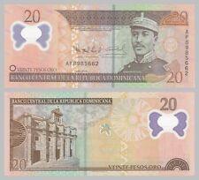 Dominikanische Republik / Dominican Republic 20 Pesos 2009 Polymer p182a unz.