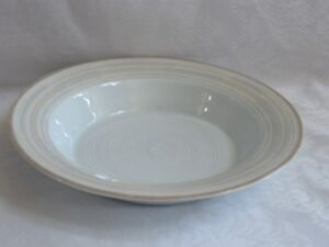 DANSK Portugal CENTRA TAUPE RIMMED BOWL SOUP PASTA 6 AVAILABLE
