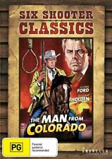 The Man From Colorado (DVD, 2017)