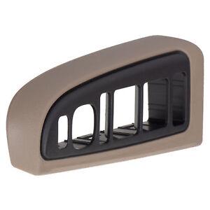 OEM Front Driver Side Door Window Switch Trim Bezel 04-07 Chevrolet GMC 89045127