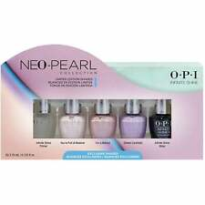 OPI Infinite Shine - Mini Set - Neo-Pearl Effects 2020 Nail Polish (5 X 3.75ml)