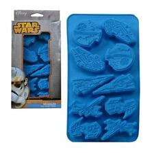 IN ORIGINAL BOX Star Wars Vehicles Ice Cube Tray Candy Mold  DISNEY NEW