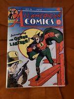 All American Comics #16  Golden Age Replica Edition  ☆  Mint 1st Green Lantern