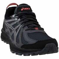 ASICS Frequent Trail Womens Running Sneakers Shoes    - Black