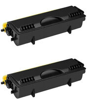 2 x Compatible TN7600 Black Longer Lasting Toner 12K Page For Brother HL-1670N