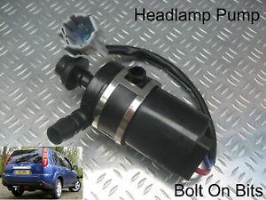 Headlamp Headlight Washer Pump Fits Nissan Xtrail 2007 2008 2009 2010 2011 2012