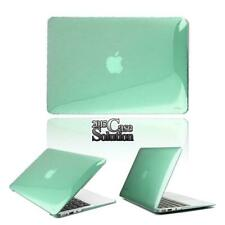 """For 11"""" 12"""" 13"""" 15"""" MacBook Air/Pro/Retina Crystal Clear Hardshell Case Cover"""