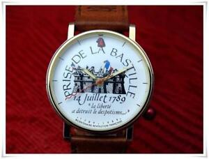 Alain Silberstein's LUERANDE Men's/Unisex quartz watch,rare and unique must see!