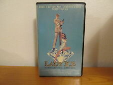 Lady Ice VHS in Clamshell