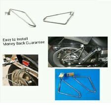 Motorcycle Saddlebags support brackets honda VTX1300