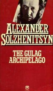 The Gulag Archipelago, 1918-1956 (Part 1) by Solzhenitsyn, Alexander Book The