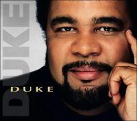GEORGE DUKE - DUKE  CD  11 TRACKS MODERN POP  NEU