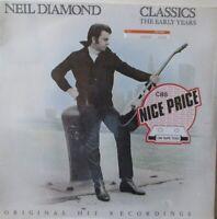 NEIL DIAMOND - Classics ~ VINYL LP SEALED