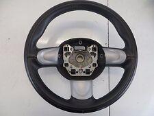 Original Bmw Mini R56 estándar cuero dirección 3 RADIOS RUEDA 6782595 #2