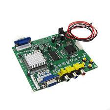 Arcade Game RGB/Cga/Ega/Yuv A Vga Convertidor De Video Hd placa HD9800/GBS8200