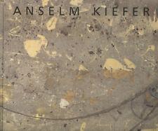 Dieter Honisch / Anselm Kiefer Nationalgalerie Berlin Staatliche Mussen 1st ed