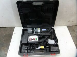 BRAND NEW Kobe 110v magnetic drilling milling machine DMM3050i in carry case