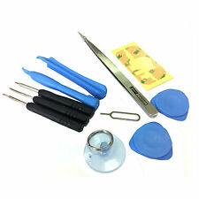 IPhone 3 3G 3GS 4 4S Réparation Ouverture Tournevis Set - 11 pièce kit outils