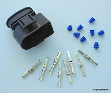 8 PIN MALE PLUG SUITABLE for EBERSPACHER HYDRONIC WIRING LOOM...FREEPOST