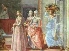 Ghirlandaio Domenico 2 stampa in A4