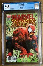 Marvel Zombies #1 Variant  CGC 9.6 2137054001