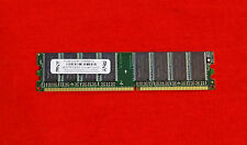 PNY Value RAM 1GB DDR400 PC3200 CL3 A0TQD Hynix