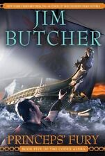 Princeps' Fury (Codex Alera, Book 5) by Jim Butcher ~ 1st Ed HC ~ Free Shipping