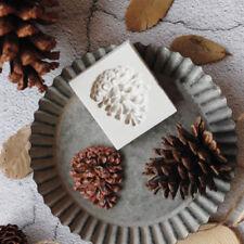 Silicone Pine Cone Nut Fondant Cake Sugarcraft Mould Chocolate Baking Mold Tools