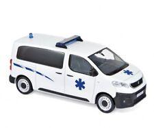 Peugeot Expert Ambulance - Samu 1/43 2016