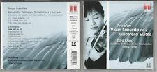 Prokofiev Violin Concerto No.2 - Mira Wang - RSO Saarbrücken -Thierry Fischer