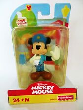 FISHER-PRICE 'DISNEY'S MICKEY MOUSE FIGURE. 2000 EDITION. MIB/BOXED. VINTAGE.