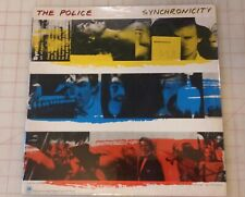 The Police Synchronicity Factory Sealed Album Lp Sting Andy Summers S. Copeland