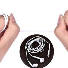 Handsfree Headphones Earphones Stereo Earbuds Headset with MIC for Samsung Phone