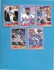Hostess Baseball Cards 1993 - Complete Your Set You Pick 5 NM