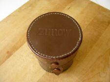 Leica Zunow Lens Case for Zunow 50mm f/1.1 Lens in Leica Screw Mount **RARE**
