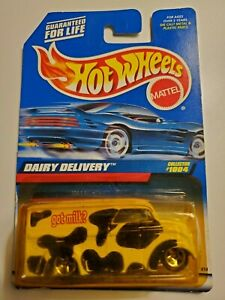 HOT WHEELS DAIRY DELIVERY, GOT MILK 1998 Collector # 1004