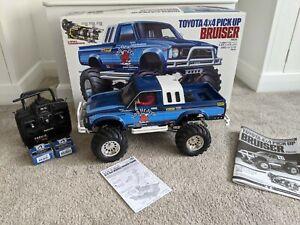 Tamiya Bruiser Rerelease RN36 Toyota Hilux RTR Hop Ups