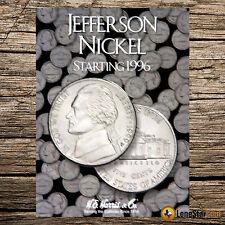Jefferson Nickels Starting 1996  Folder #2681